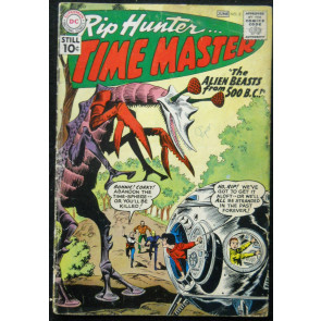 RIP HUNTER TIME MASTER #2 VG-