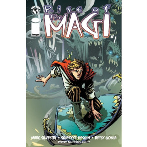 RISE OF THE MAGI (2014) #1 VF/NM COVER C KESGIN IMAGE COMICS