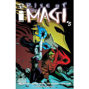 RISE OF THE MAGI (2014) #5 VF/NM COVER A IMAGE COMICS