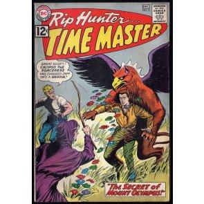Rip Hunter Time Master (1961) #11 FN+ (6.5)