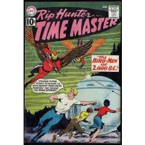 Rip Hunter Time Master (1961) #4 FN+ (6.5)