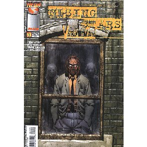 RISING STARS: VOICES OF THE DEAD #1 OF 6 VF/NM STRACZYNSKI