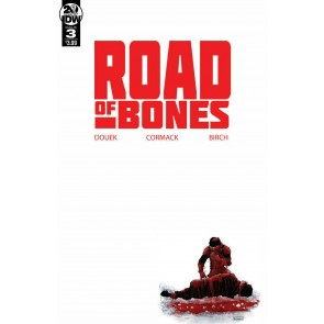 Road of Bones (2019) #3 VF/NM Cormack Cover IDW