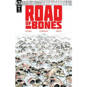 Road of Bones (2019) #1 VF/NM Cormack Cover IDW