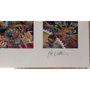 Robert Williams signed & numbered print Limited to 50/100