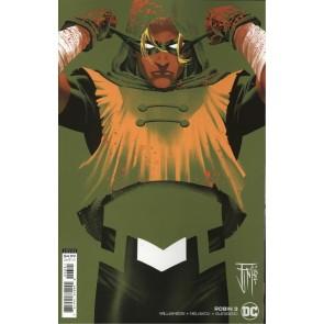 Robin (2021) #3 VF/NM Francis Manapul Variant Cover