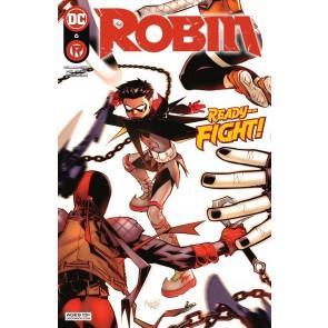 Robin (2021) #6 VF/NM Gleb Melnikov Cover