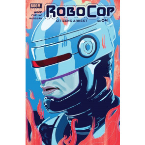 RoboCop: Citizens Arrest (2018) #4 VF/NM Boom! Studios
