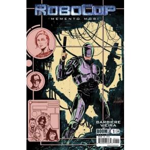 Robocop: Memento Mori (2014) #1 VF/NM Boom! Studios