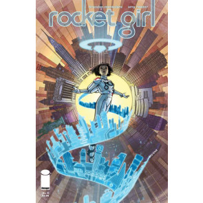 ROCKET GIRL (2014) #6 VF/NM  IMAGE COMICS