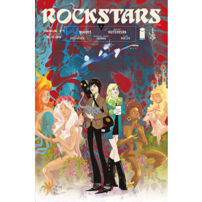 Rockstars (2016) #1 VF/NM Image Comics