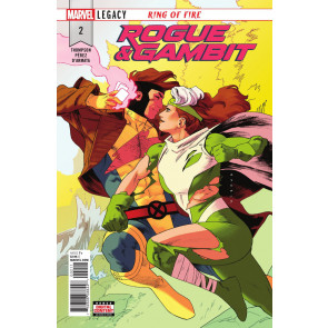 Rogue & Gambit (2019) #2 VF/NM (9.0) or better Marvel Legacy