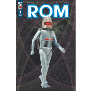 Rom (2016) #1 VF/NM Jack Rivera Cover Christos Gage IDW