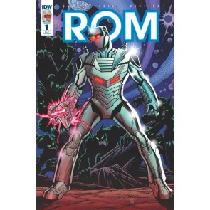 Rom (2016) #1 VF/NM Sal Buscema 1:25 Retailer Incentive Cover IDW