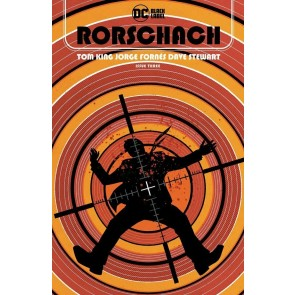 Rorschach (2020) #3 VF/NM Jorge Fornés Cover A Black Label