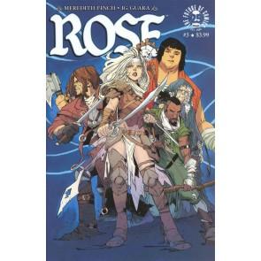 Rose (2017) #3 VF/NM Ig Guara Barros Cover A Image Comics