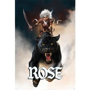 Rose (2017) #8 VF/NM Loopydave Variant Image Comics Low Print Run