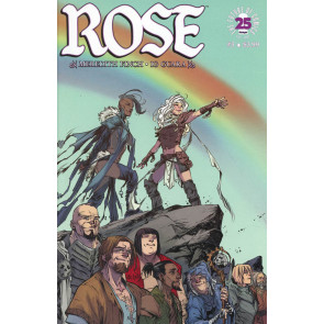 Rose (2017) #3 VF/NM Pride Month Variant Cover Image Comics