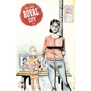 Royal City (2017) #3 VF/NM Jeff Lemire Image Comics
