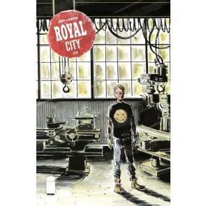 Royal City (2017) #9 VF/NM Jeff Lemire Image Comics