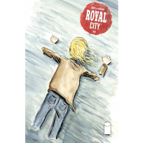 Royal City (2017) #10 VF/NM Jeff Lemire Image Comics