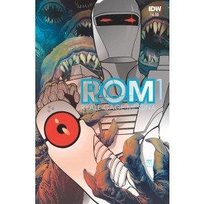 Rom (2016) #1 VF/NM J.H. Williams III Christos Gage IDW