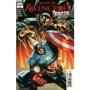 Ruins of Ravencroft: Dracula (2020) #1 VF/NM One-Shot Gerardo Sandoval Cover