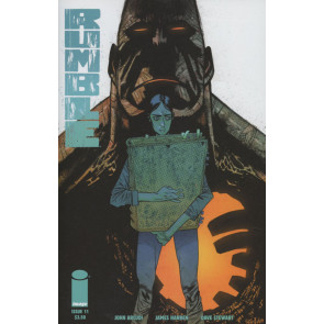 Rumble (2014) #11 VF/NM Image Comics
