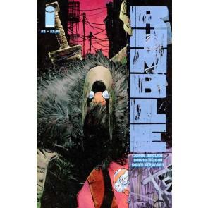 Rumble (2017) #2 VF/NM Gerardo Zaffino Cover B Image Comics