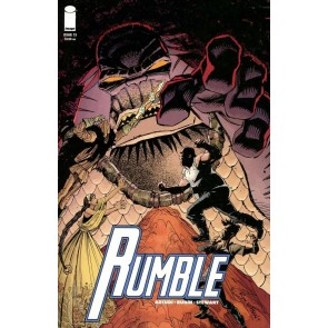 Rumble (2017) #13 VF/NM Ron Wilson Cover Image Comics