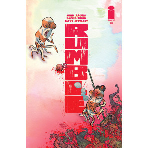 Rumble (2017) #3 VF/NM Image Comics