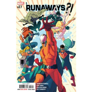 Runaways (2017) #27 VF/NM Kris Anka Cover
