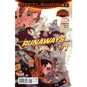 RUNAWAYS (2015) #1 VF/NM SECRET WARS BATTLEWORLD