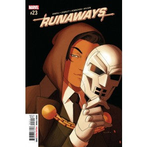 Runaways (2017) #23 VF/NM Kris Anka Cover