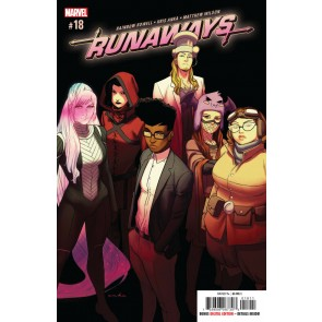 Runaways (2017) #18 VF/NM Kris Anka Cover