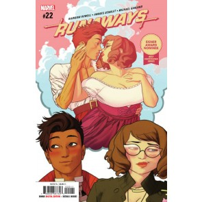 Runaways (2017) #22 VF/NM Kris Anka Cover