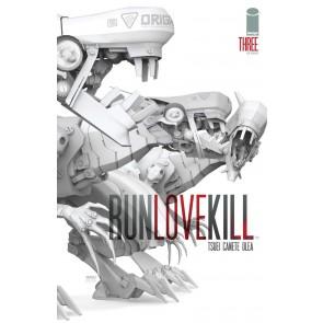 RUNLOVEKILL (2015) #3 VF/NM 1ST PRINTING IMAGE COMICS