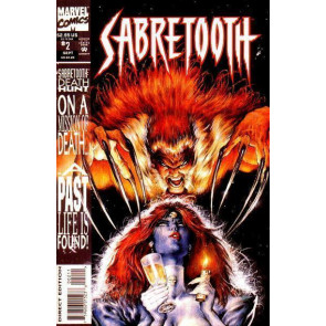 SABRETOOTH: DEADHUNT #2 NM MYSTIQUE MARK TEXEIRA