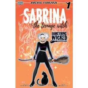Sabrina the Teenage Witch: Something Wicked (2020) #1 VF/NM Veronica Fish Cover