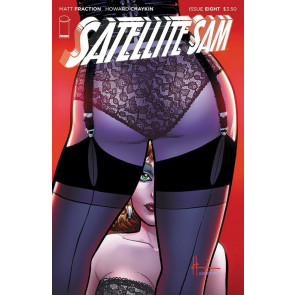 SATELLITE SAM (2013) #8 VF/NM IMAGE COMICS HOWARD CHAYKIN