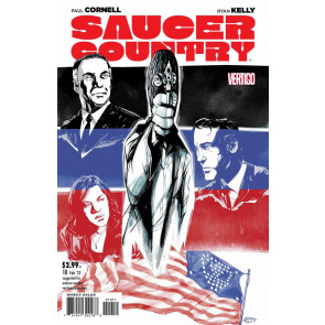 SAUCER COUNTRY #10 VF/NM VERTIGO