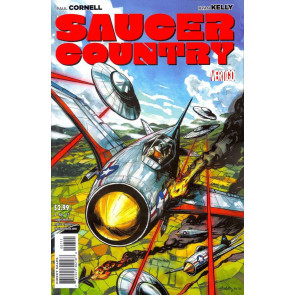 SAUCER COUNTRY #7 VF/NM VERTIGO