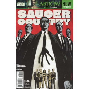 SAUCER COUNTRY #8 VF/NM VERTIGO