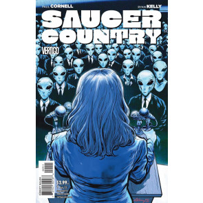 SAUCER COUNTRY #9 VF/NM VERTIGO