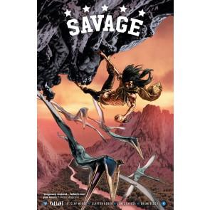 Savage (2016) #4 VF/NM Valiant