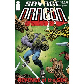 Savage Dragon (1993) #249VF/NM  Image Comics