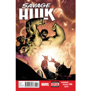 SAVAGE HULK (2014) #6 VF/NM MARVEL NOW!