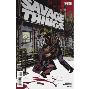Savage Things (2017) #3 VF/NM Vertigo
