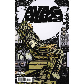 Savage Things (2017) #4 VF/NM Vertigo