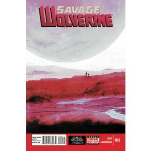 Savage Wolverine (2013) #9 VF/NM Jock Francavilla